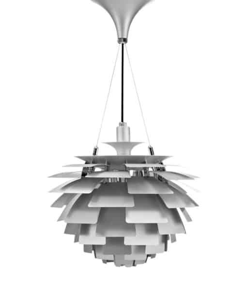 artichoke lamp aluminium off - byBESPOEK