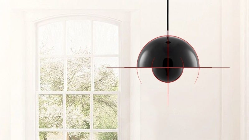flowerpot lamp in geometry   byBespoek