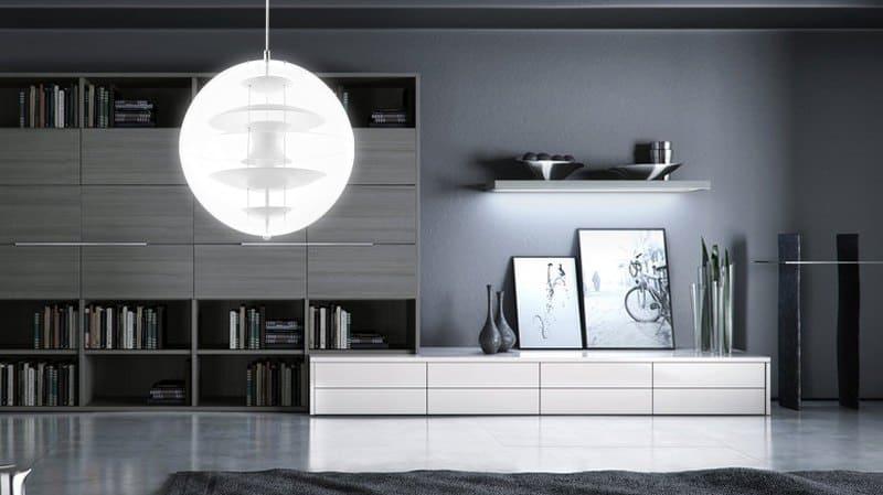 globe lamp ambient light   byBespoek