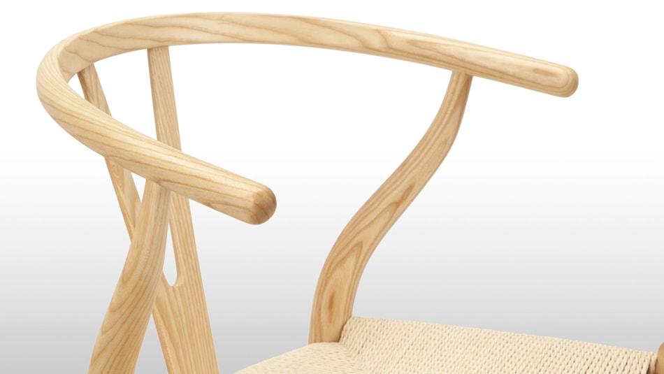 get the wishbone chair replica