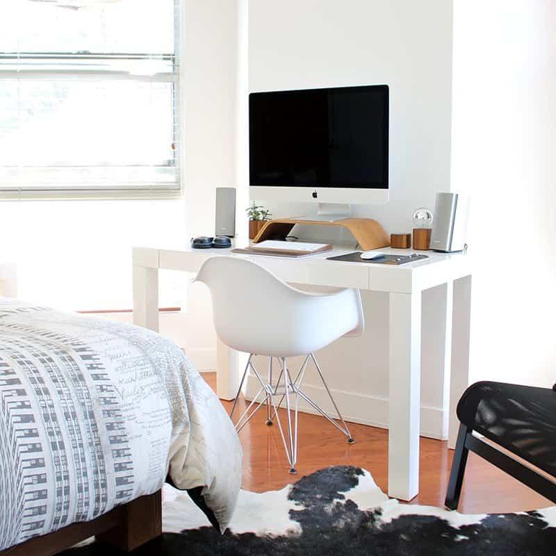DAR chair inside the room | byBespoek