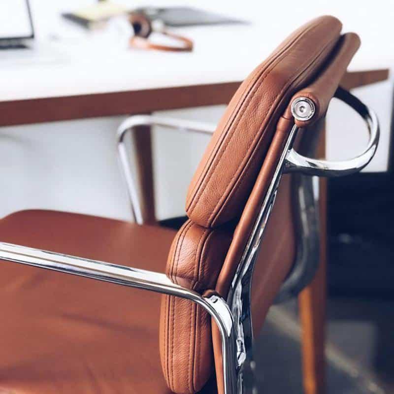 office chair closeup | byBespoek