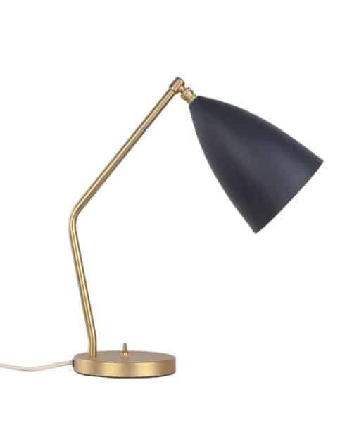 grashoppa task table lamp black off - byBESPOEK