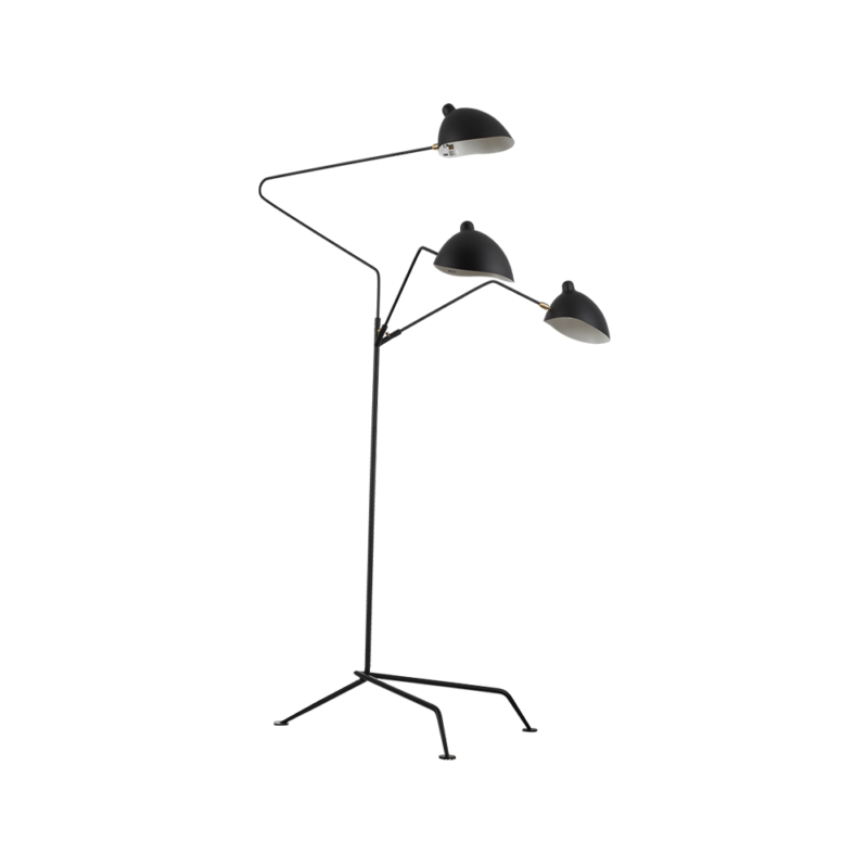 Mouille 3-Arms floor lamp