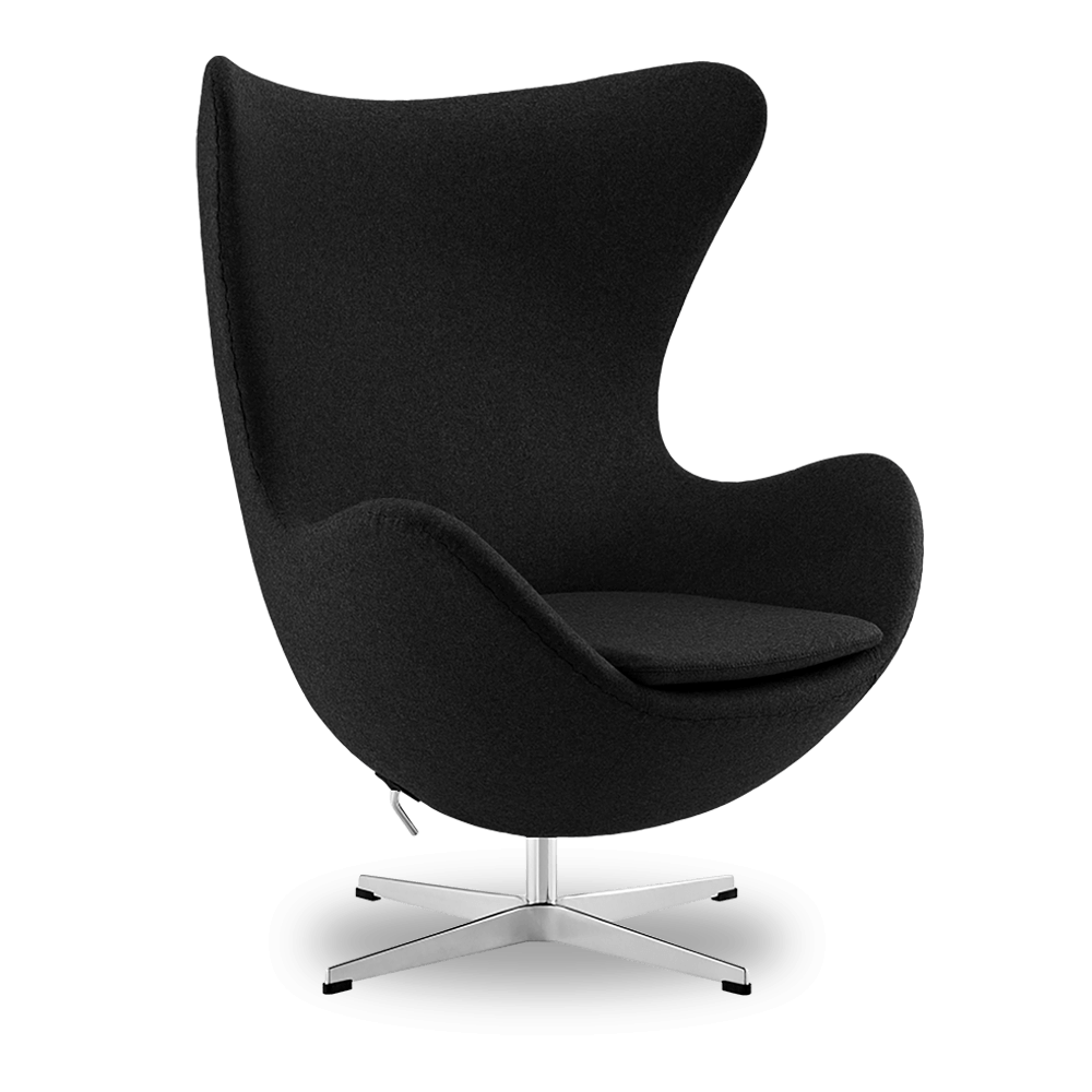 egg chair cashmere