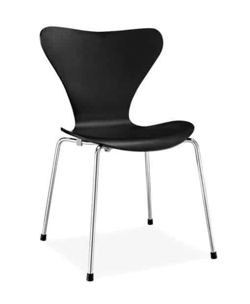 series 7 chair black side   byBespoek