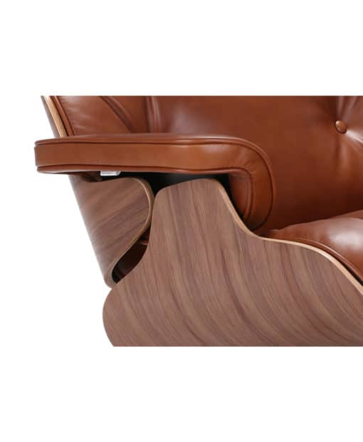 Lounge Chair In Mid Century Modern Style Premium Quality