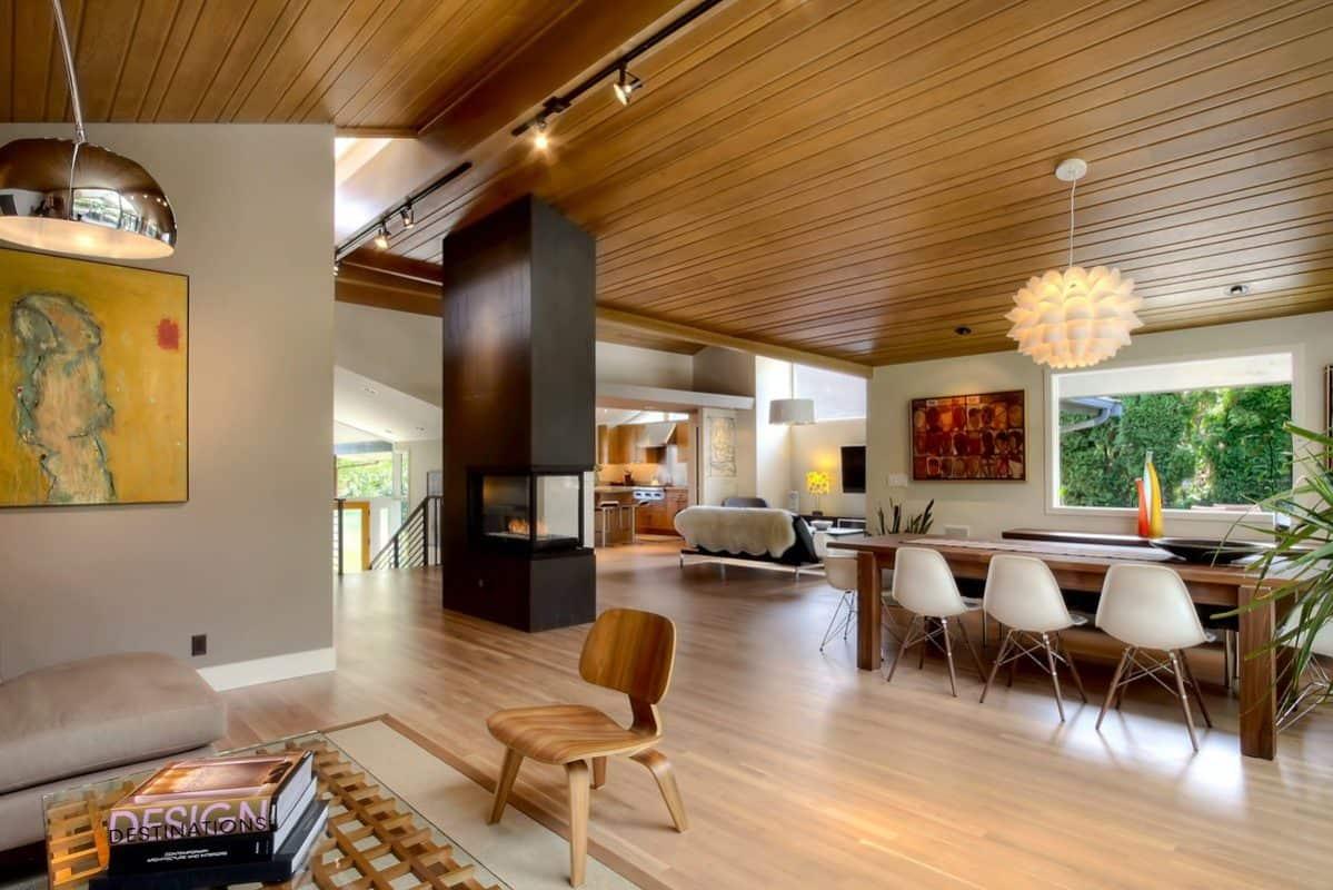 mid century modern home | byBespoek