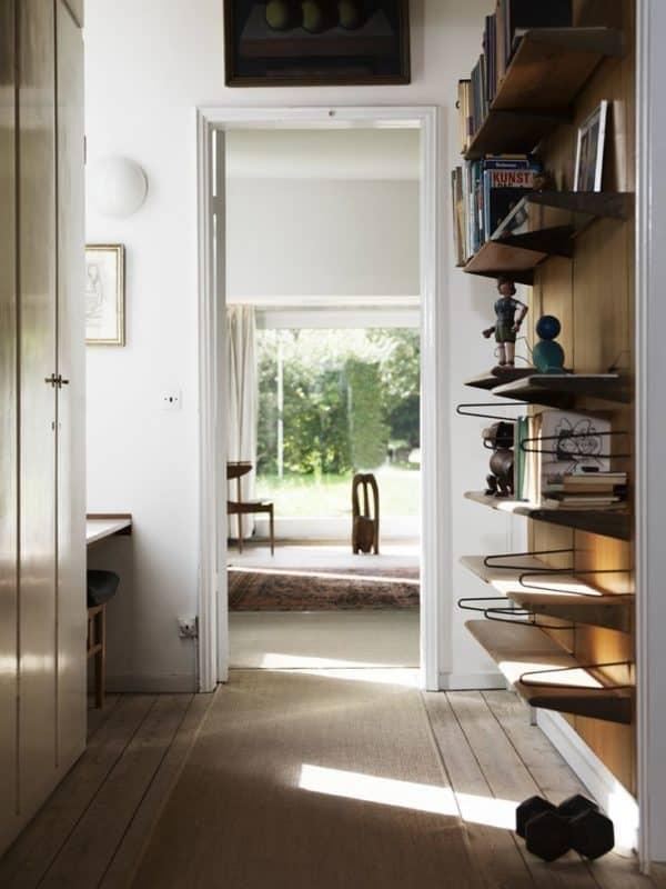 mid century modern house interior | byBespoek