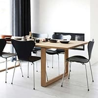 Series 7 Chairs - <b>Black</b>