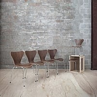 Series 7 Chairs - <b>Walnut</b>
