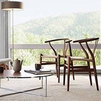 Wishbone Chair - <b>Walnut</b>