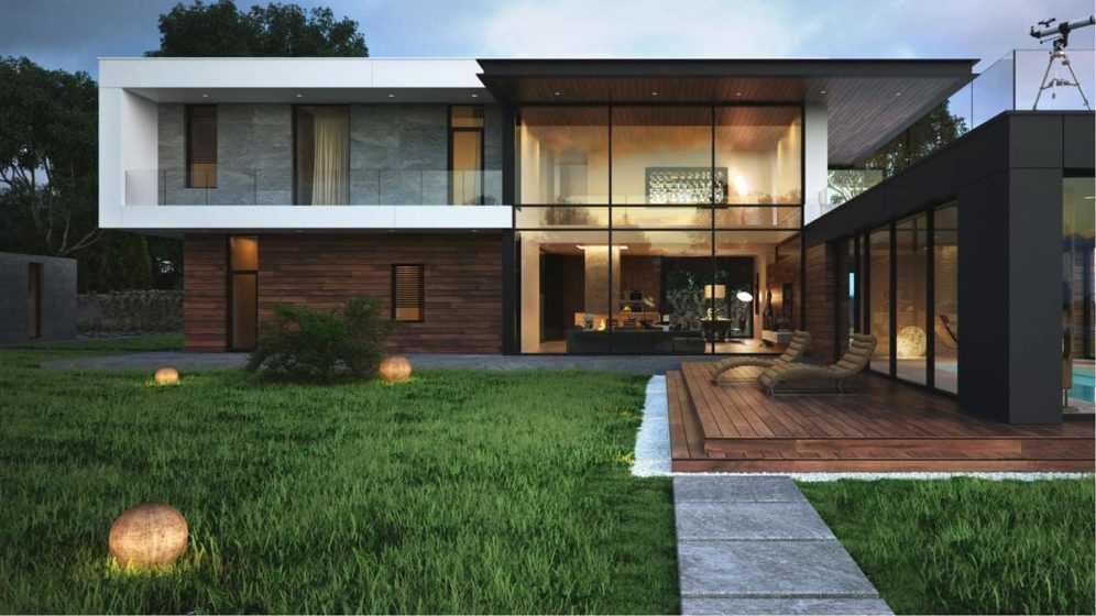 mid century house | byBespoek