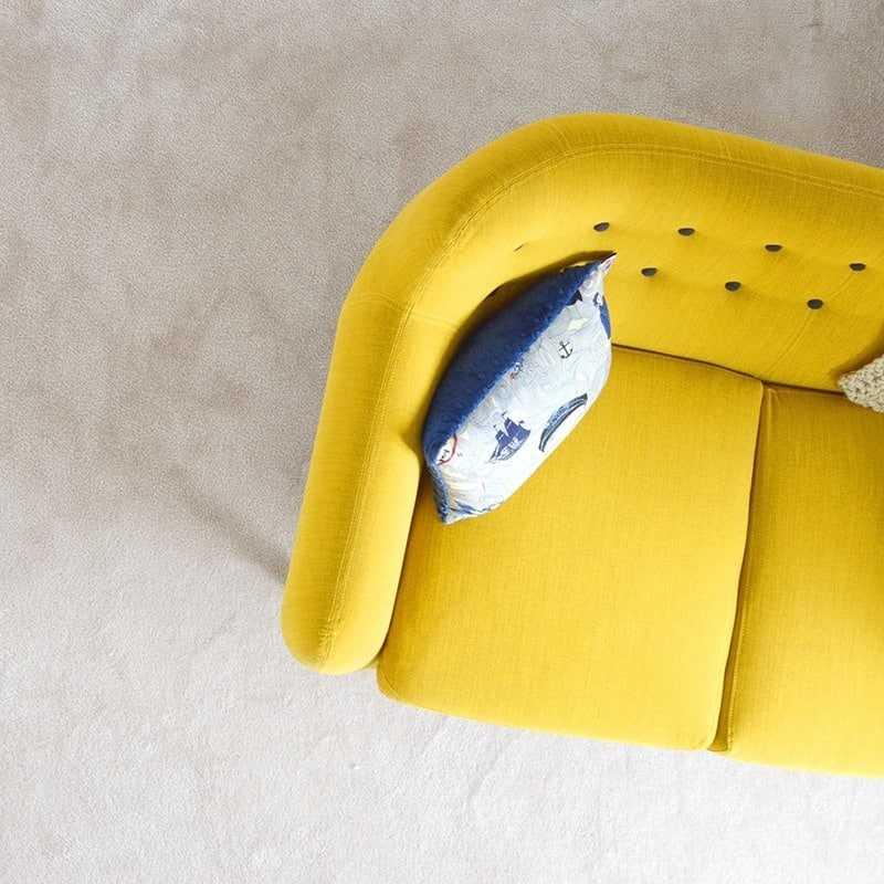 yellow sofa | byBespoek