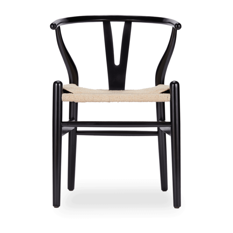 this is a wishbone chair