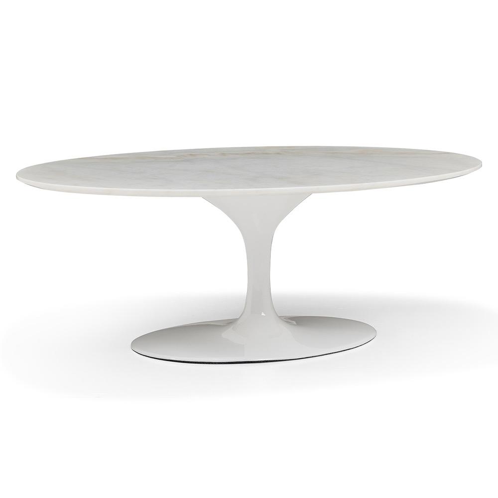 Oval Tulip Coffee Table