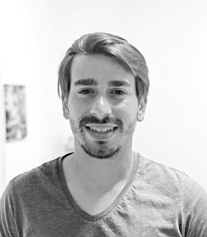 Photo of the designer