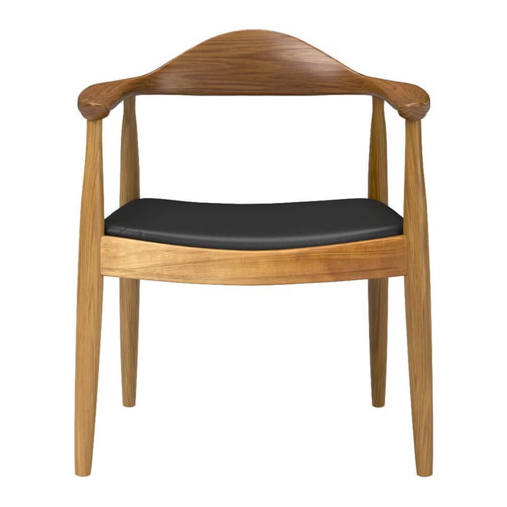 see this kennedy chair front view