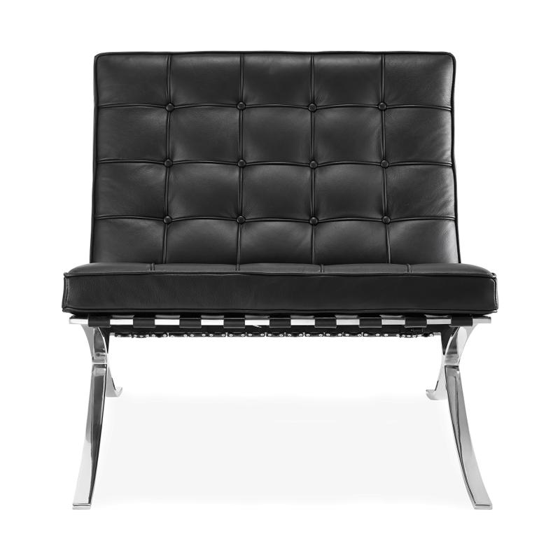 Pavillion Chair | Premium Leather